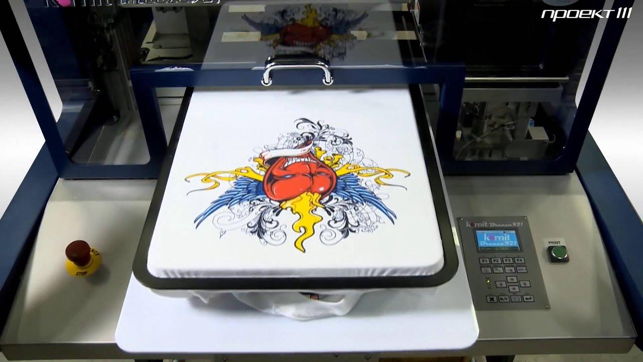 Стать дилером Цифровая печать на ткани