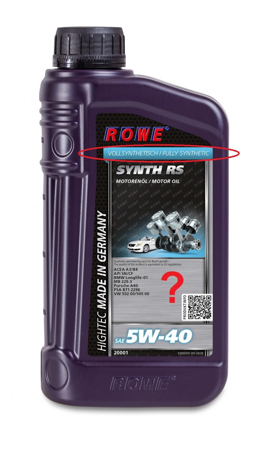 Стать дилером ROWE - масла и смазочные материалы из Германии