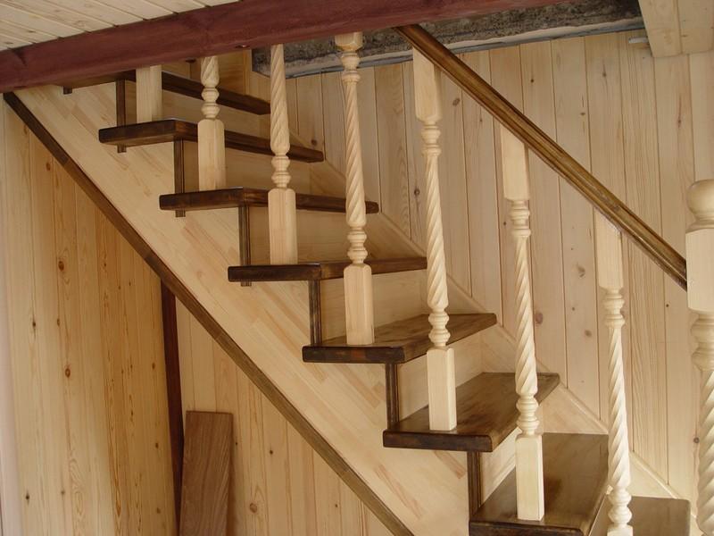 Стать дилером Деревянные лестницы
