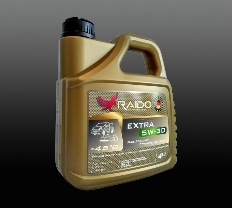 Стать дилером Raido - немецкий бренд смазочных материалов.