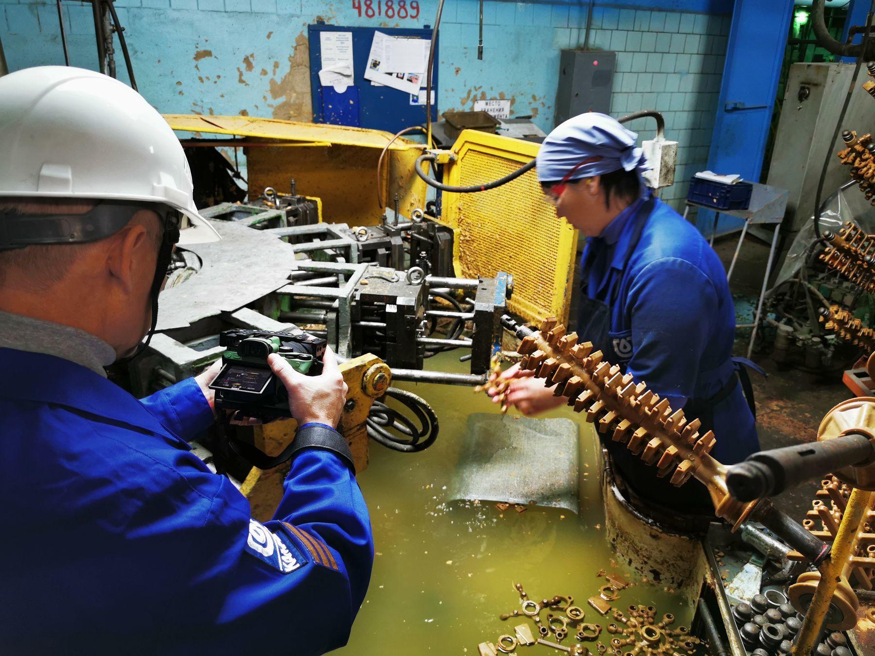 Стать дилером Завод стального литья